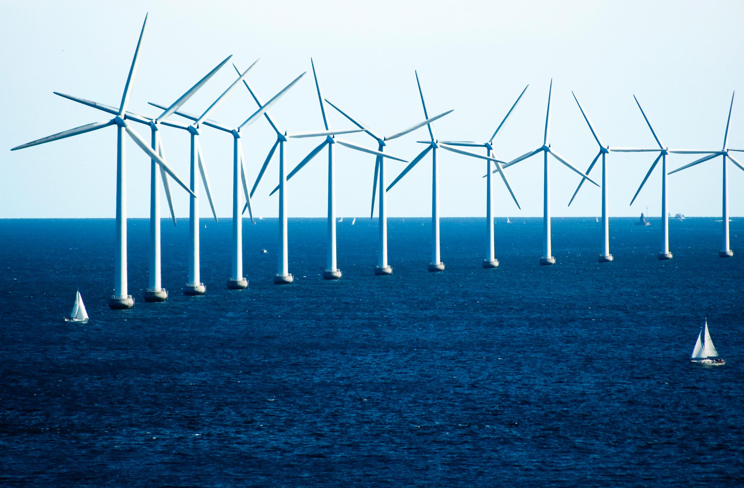 generadores eléctricos del sector eólico